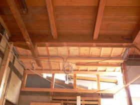 天井(東の壁上)