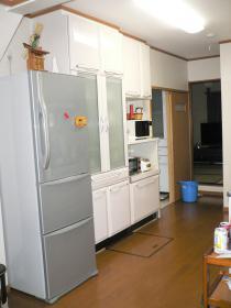 キッチン東側